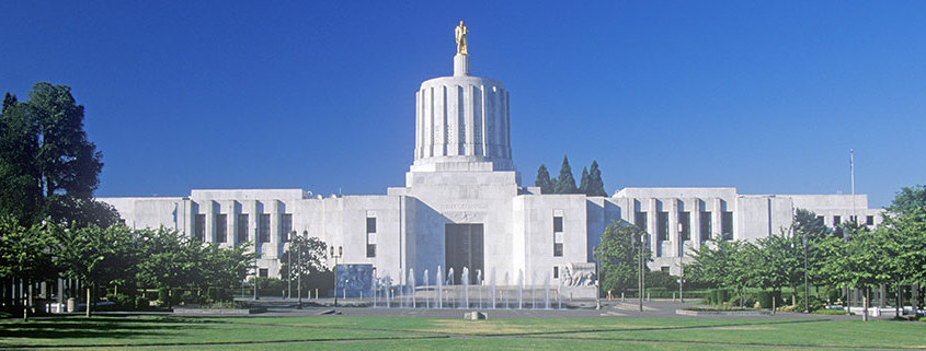 Oregon Capitol Building - Isler NW