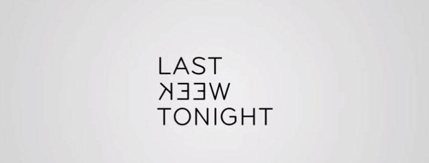 John Oliver Gave Away $14 Million on Last Week Tonight
