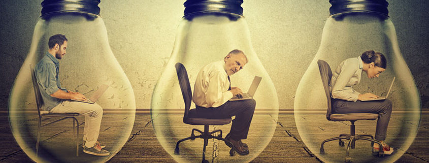 Probing the Productivity Paradox