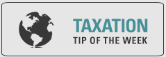 Isler NW Taxation Tips