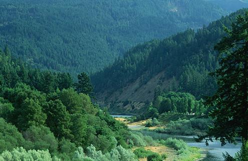 Southern Oregon Drought Warning