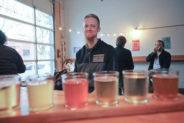 Nat, of Rev. Nat's CIder | NATALIE BEHRING