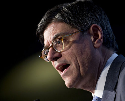 Lew Calls for Congressional Action on Business Tax Code