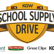 KGW School Supply Drive - Isler NW