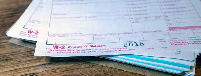 Are You Missing a W-2?