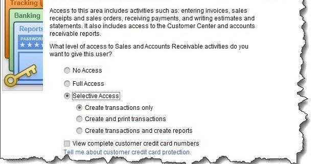 Sales & Accounts Receivable