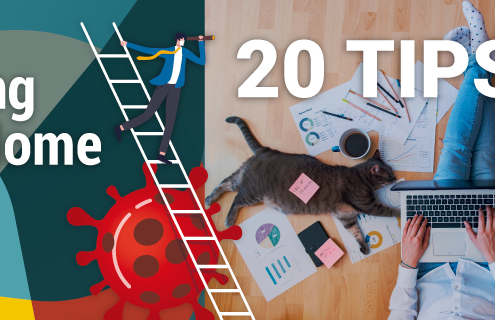 20 tips for working from home during covid