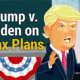 Trump-v-Biden-on-Tax-Plans