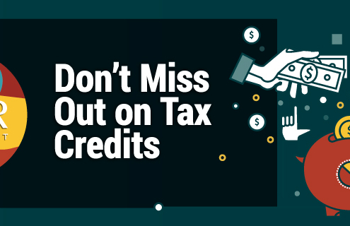Dont Miss Out on Tax Credits