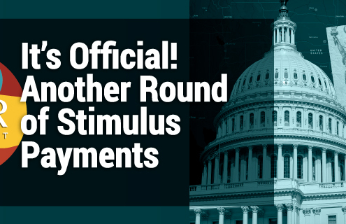 It's Official! Another Round of Stimulus Payments Approved by Congress